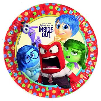 Picture of Platos Del revés (inside out) (8)