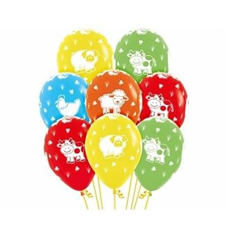 Picture of Globos granja de animales (12)