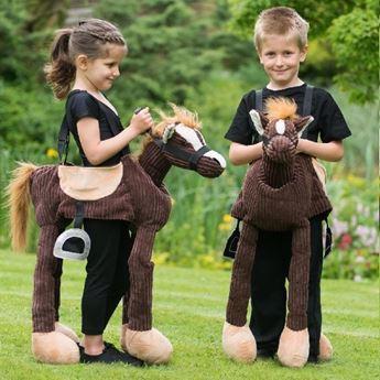 Imagens de Disfraz Mi pequeño Pony Marrón