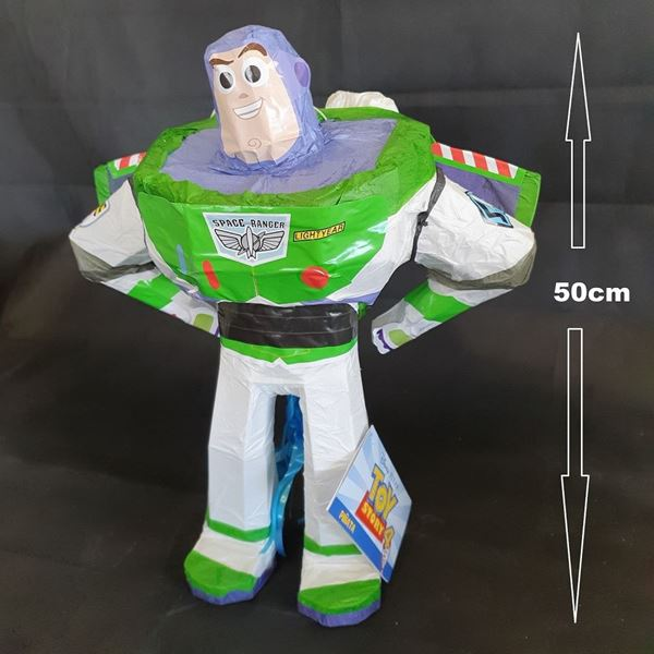Picture of Piñata 3D Buzz Lightyear Toy Story