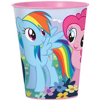 Imagens de Vaso My Little Pony plástico duro
