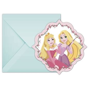 Picture of Invitaciones Princesas Disney (6)