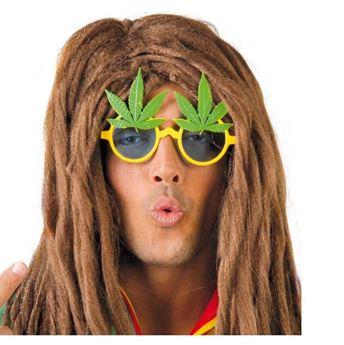 Picture of Gafas Rasta divertidas