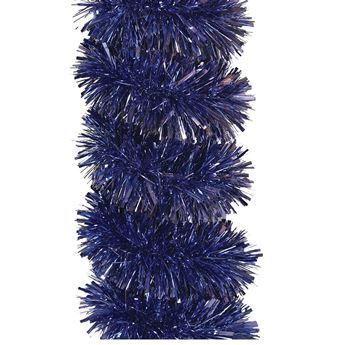 Imagens de Espumillón color azul 180x10cm