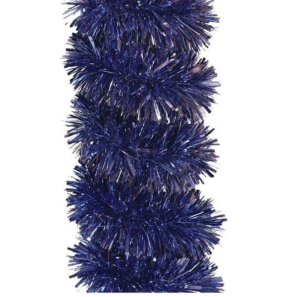Picture of Espumillón color azul 180x10cm