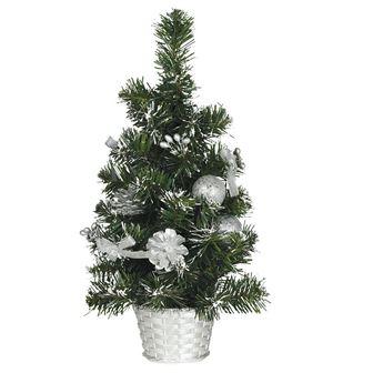 Picture of Árbol de Navidad Plata 40cm