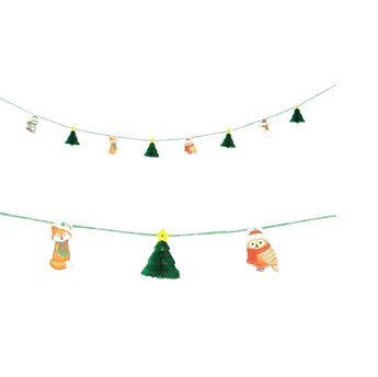 Imagen de Guirnalda navidad niños (3.65m)