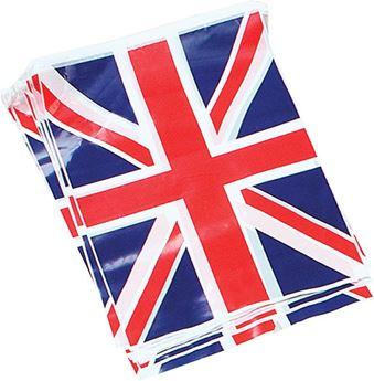 Imagen de Banderín bandera Reino Unido (7m)