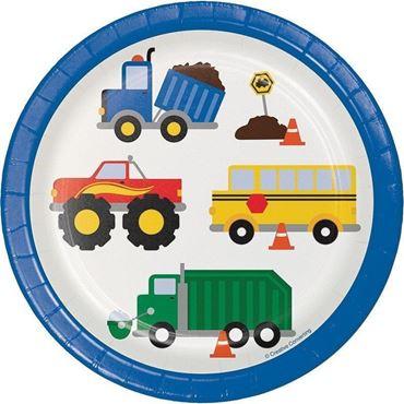 Picture for category Cumpleaños de coches y camiones