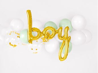 Picture of Globo dorado boy (niño)