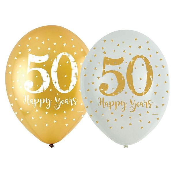 Picture of Globos 50 años felices (6)