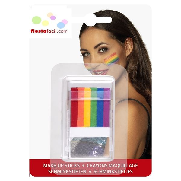 Picture of Maquillaje Arcoiris