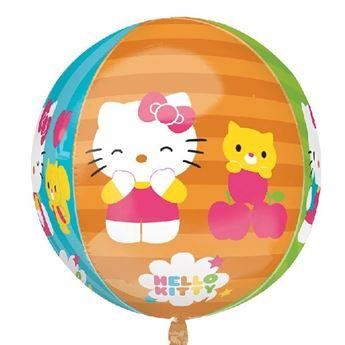 Picture of Globo esférico Hello Kitty
