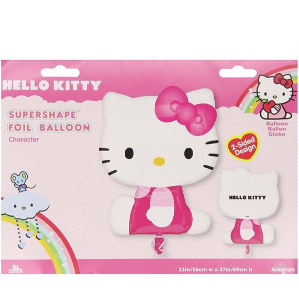 Imagen de Globo Hello Kitty forma