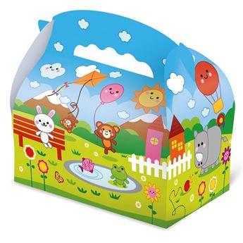Imagens de Caja mi parque infantil