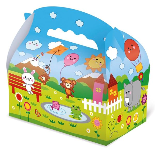 Imagen de Caja mi parque infantil