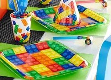 Imagen de categoría Cumpleaños de Lego Bloques