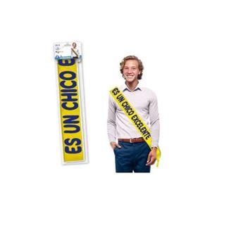 Imagen de Banda es un chico excelente amarillo