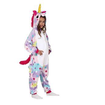 Imagen de Disfraz Pijama de unicornio Kigurumimi (5-6 años)