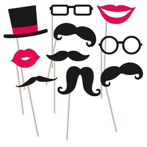 Picture of Accesorios photocall bigotes (10)