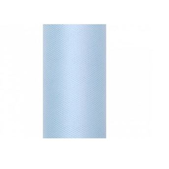 Imagen de Tul color azul claro (9m)
