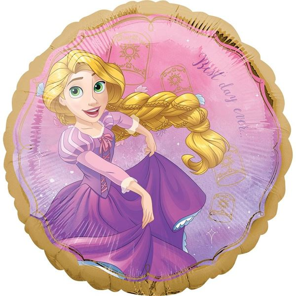 Picture of Globo Princesa Disney Rapunzel
