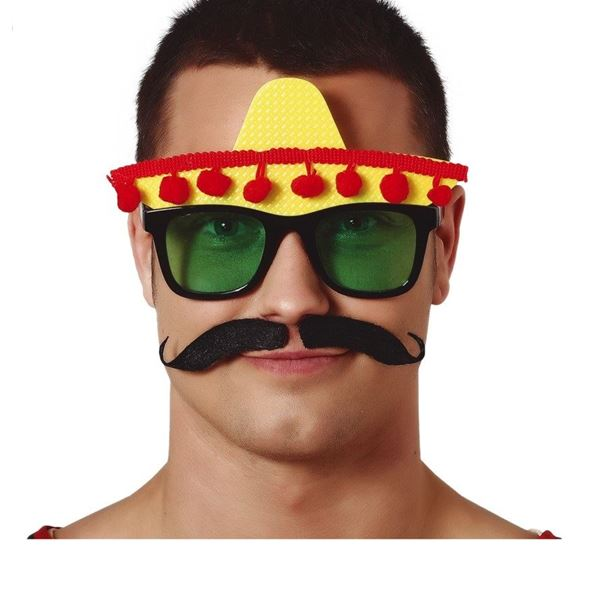 Picture of Gafas fiesta mexicana