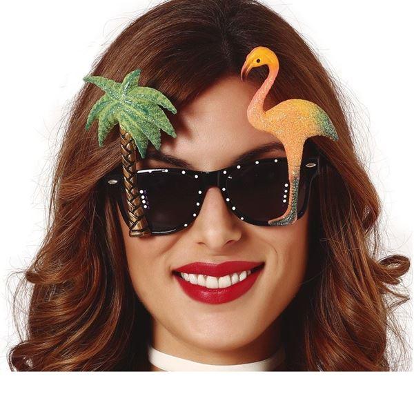 Imagen de Gafas photocall verano Flamenco