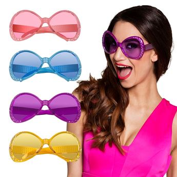 Picture of Gafas Fiesta Diamante surtida