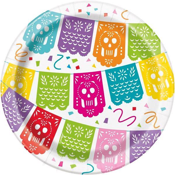 Imagen de Platos Sabor Mexicano pequeños (8)