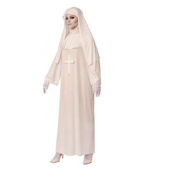 Imagen de Disfraz Monja Blanca