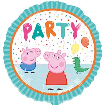 Picture of Globo Peppa Pig Party