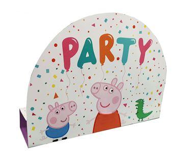 Imagens de Invitaciones Peppa Pig Party (8)