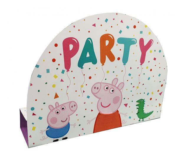 Picture of Invitaciones Peppa Pig Party (8)