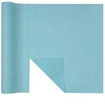 Imagens de Camino de mesa 3 en 1 azul claro