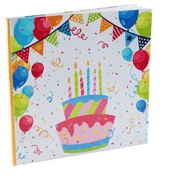 Imagen de Libro de firmas Infantil Cumpleaños
