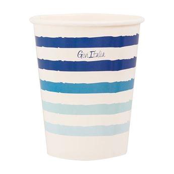 Imagen de Vasos mediterráneo azul (8)