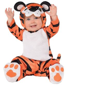 Imagen de Disfraz bebé Tigre (6-12 meses)