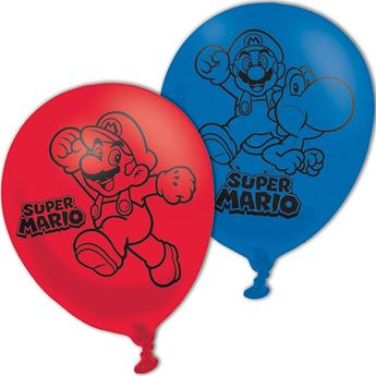 Picture of Globos Super Mario Bros (6)