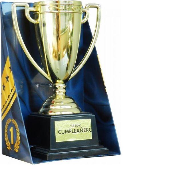 Picture of Trofeo copa Mejor Cumpleañero