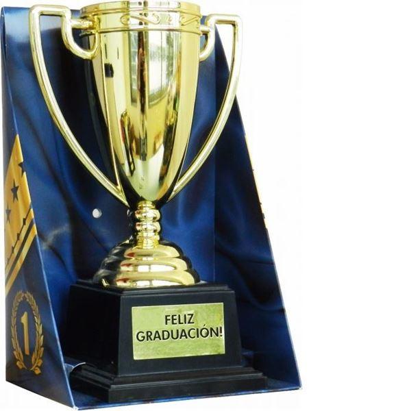 Imagen de Trofeo copa Feliz Graduación