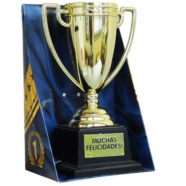 Picture of Trofeo copa MUCHAS FELICIDADES!