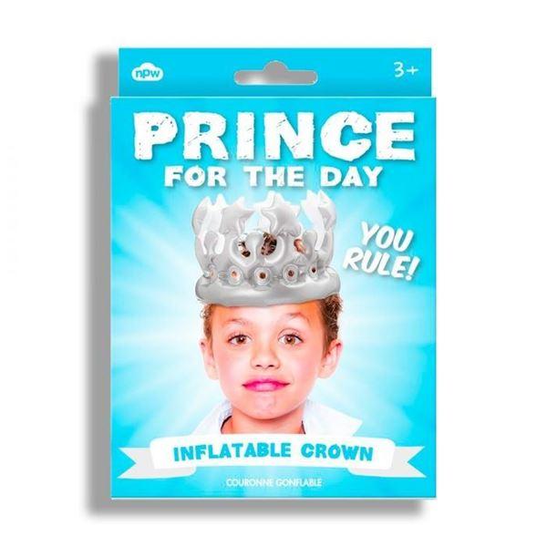 Imagen de Corona Hinchable Príncipe
