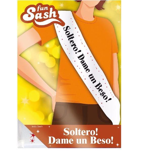 Picture of Banda Soltero Dame un beso