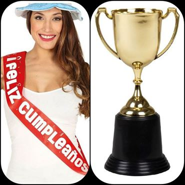 Picture for category BANDAS Y TROFEOS