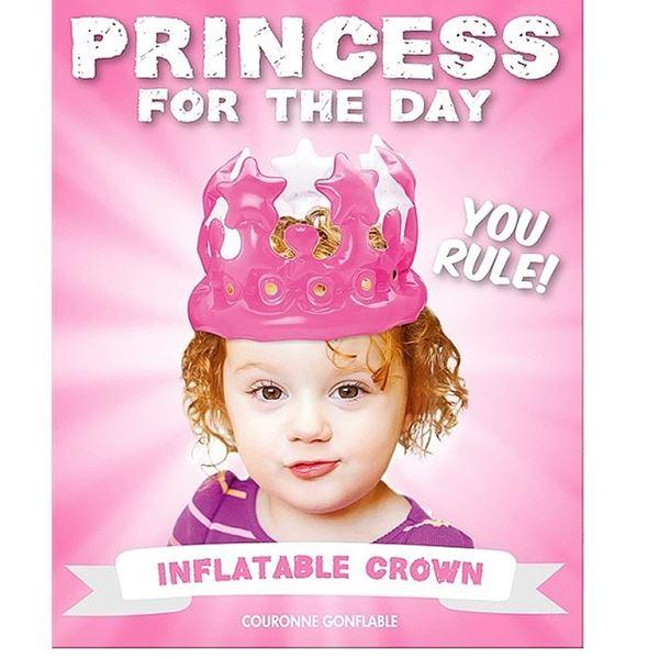 Imagens de Corona Hinchable Princesa