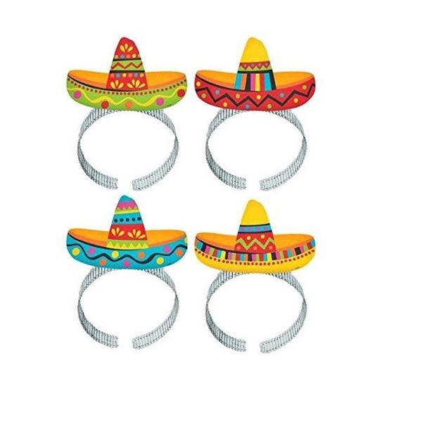 Imagens de Sombreros mexicanos diadema (8)