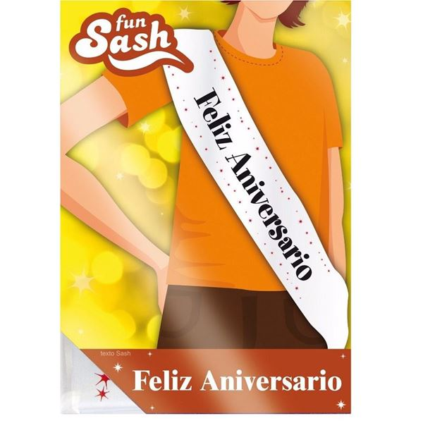 Picture of Banda Feliz Aniversario