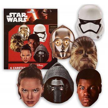 Imagens de Caretas Star Wars Película (6)