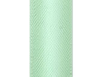 Picture of Tul color verde mint (20m)